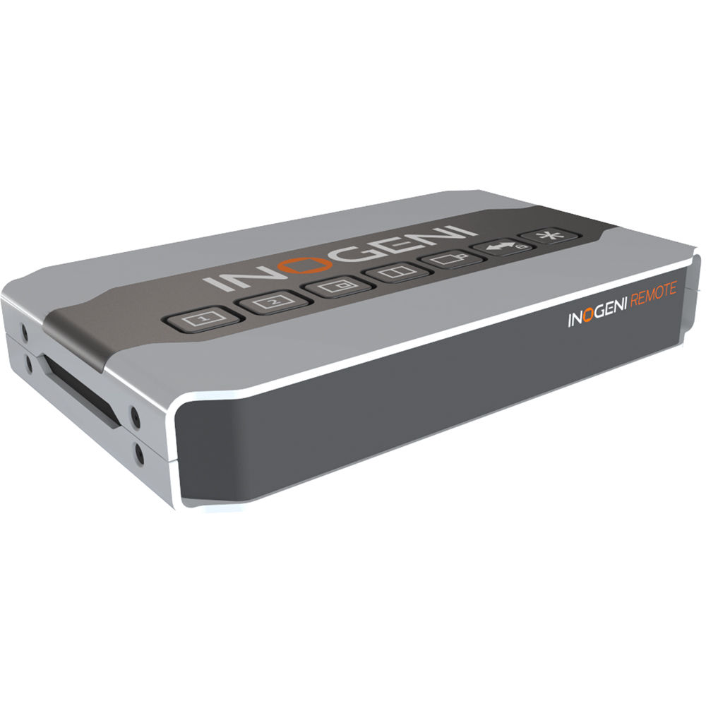 Inogeni Remote Controller For Share 2 Capture Device Sh2