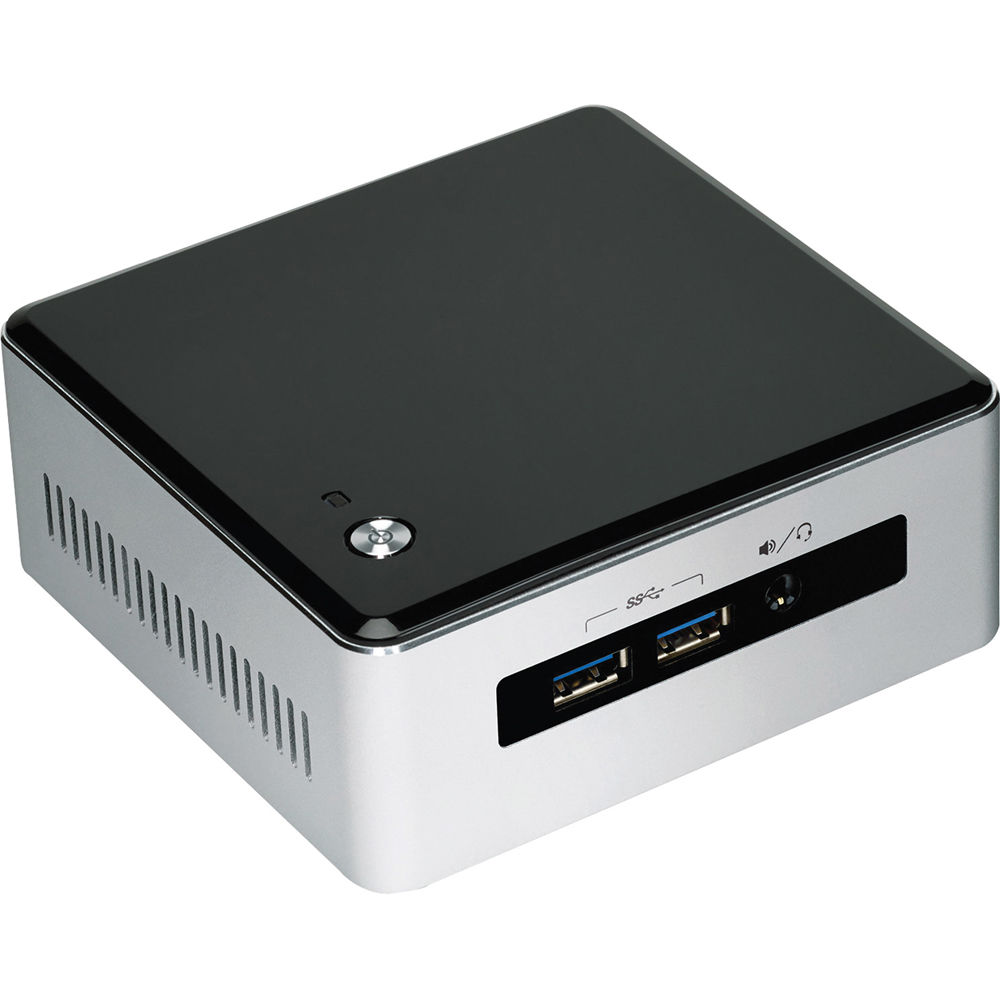 Intel NUC5I3MYHE Mini PC NUC Kit BLKNUC5I3MYHE B&H Photo Video