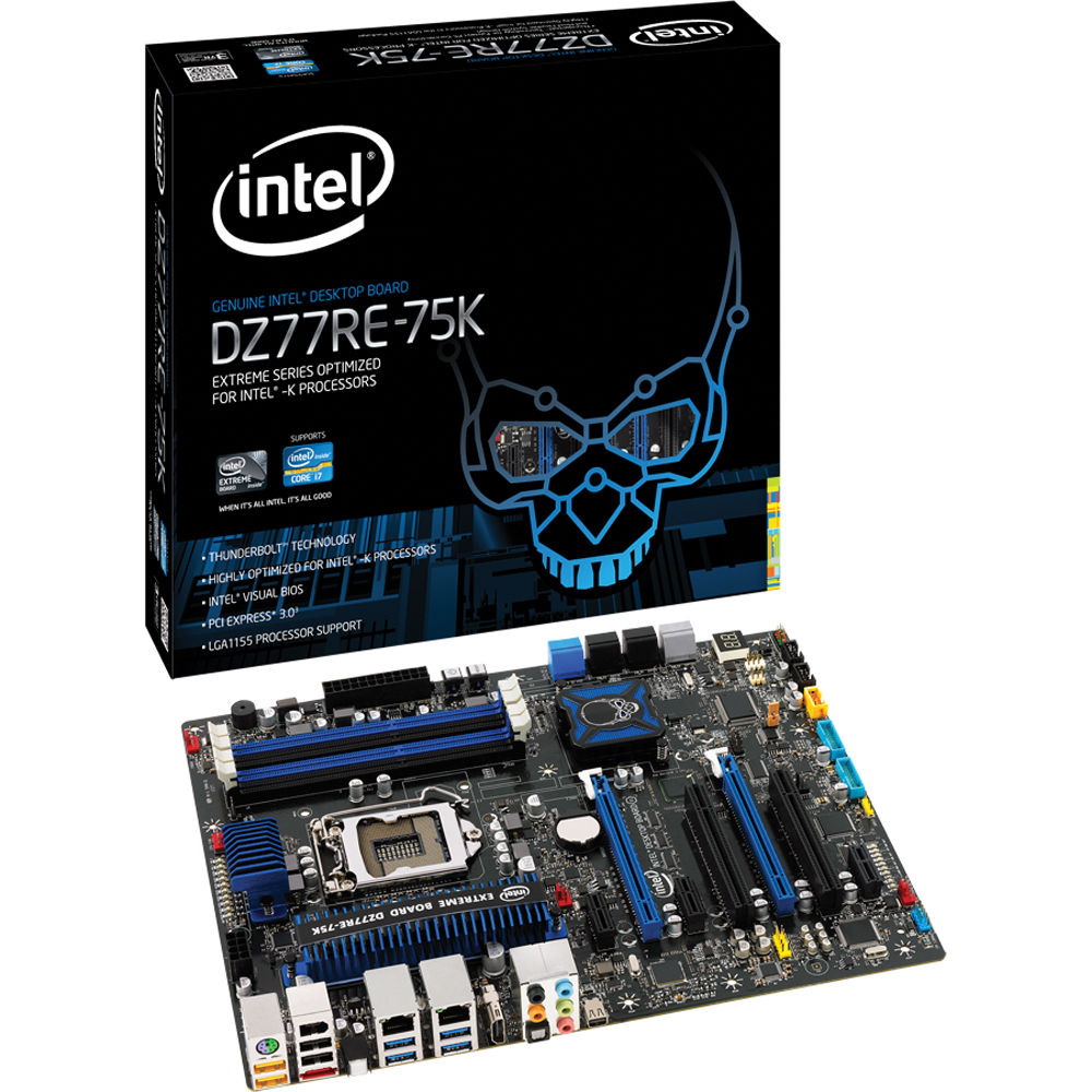 Intel DX79SR Desktop Board Iflash Drivers Download (2019)