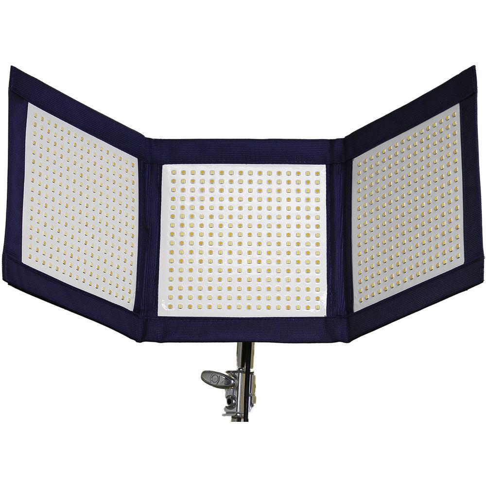 Intellytech LiteCloth LC-120 1 X 3' Foldable LED Mat Kit