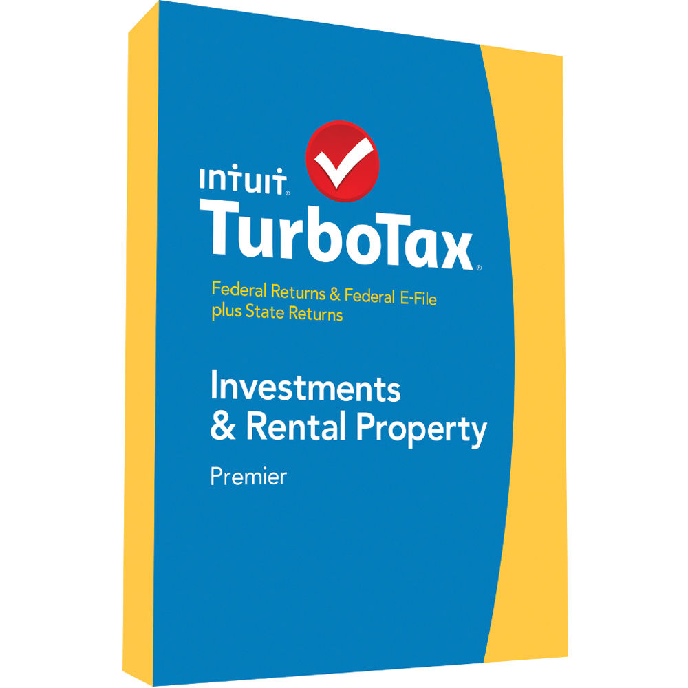 Turbotax premier federal e file state 2016 for mac