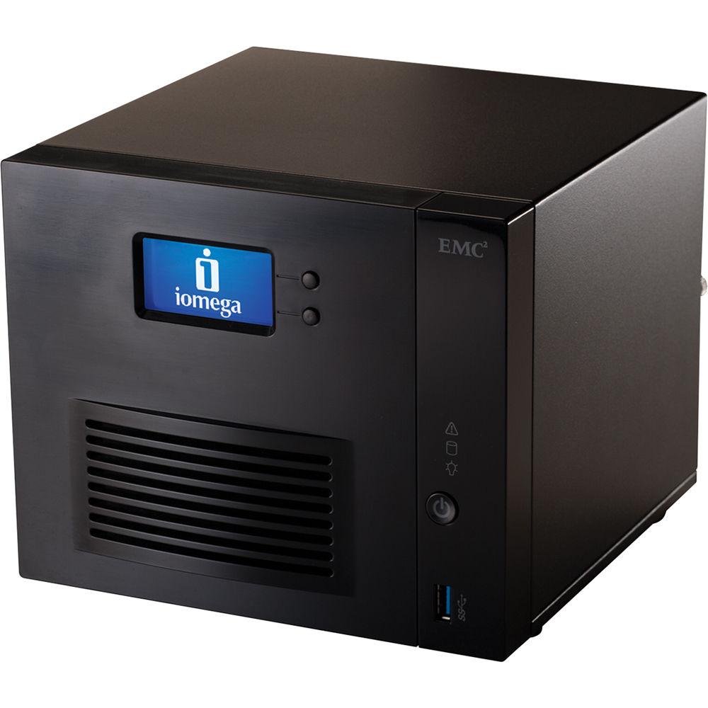 Iomega storcenter ix4 300d 4 bay network storage 4tb Storage bay