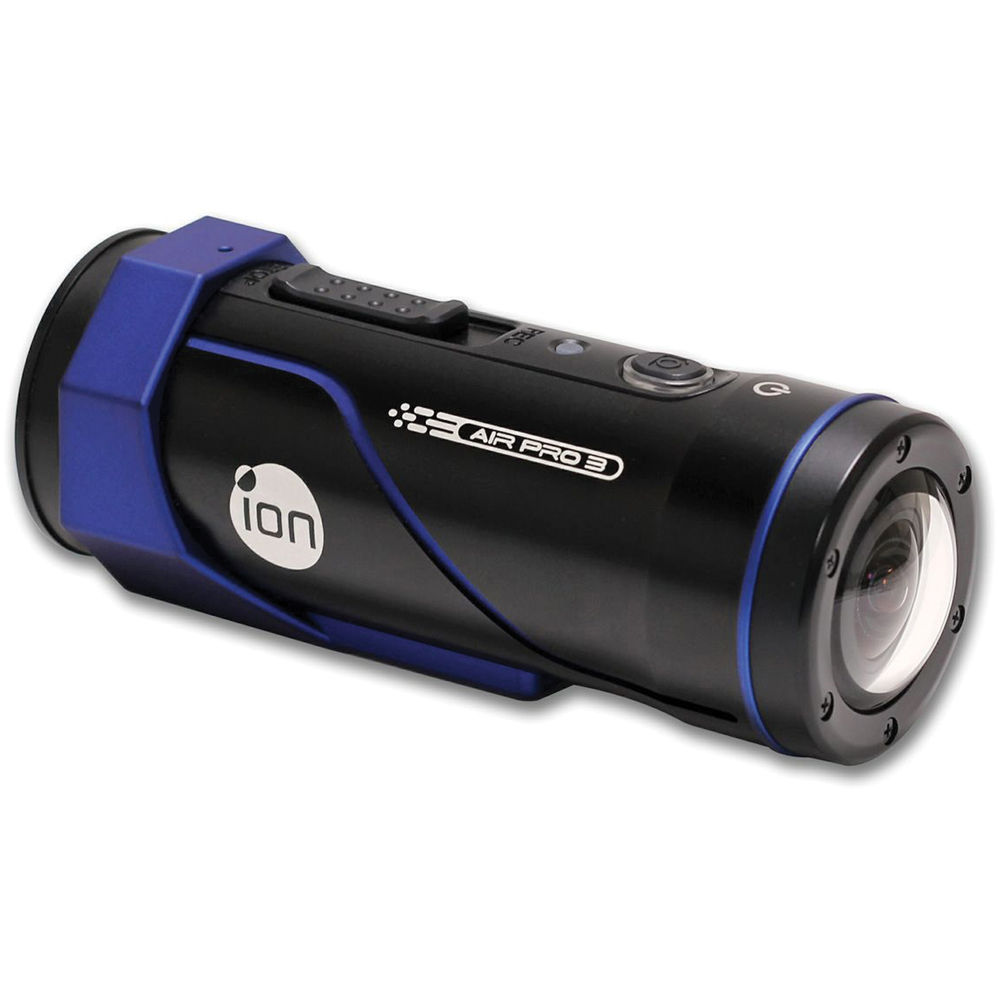 ION AIR PRO 3 Full HD Waterproof Action Camera with Wi-Fi 1022