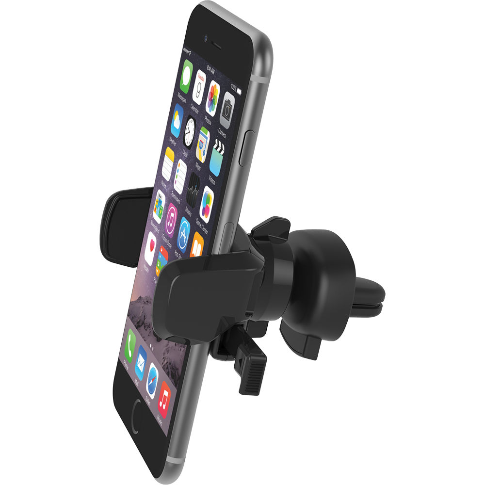 Iottie Easy One Touch Mini Universal Car Vent Hlcrio124 Bh Fuse Box Mount Smartphone Not Included