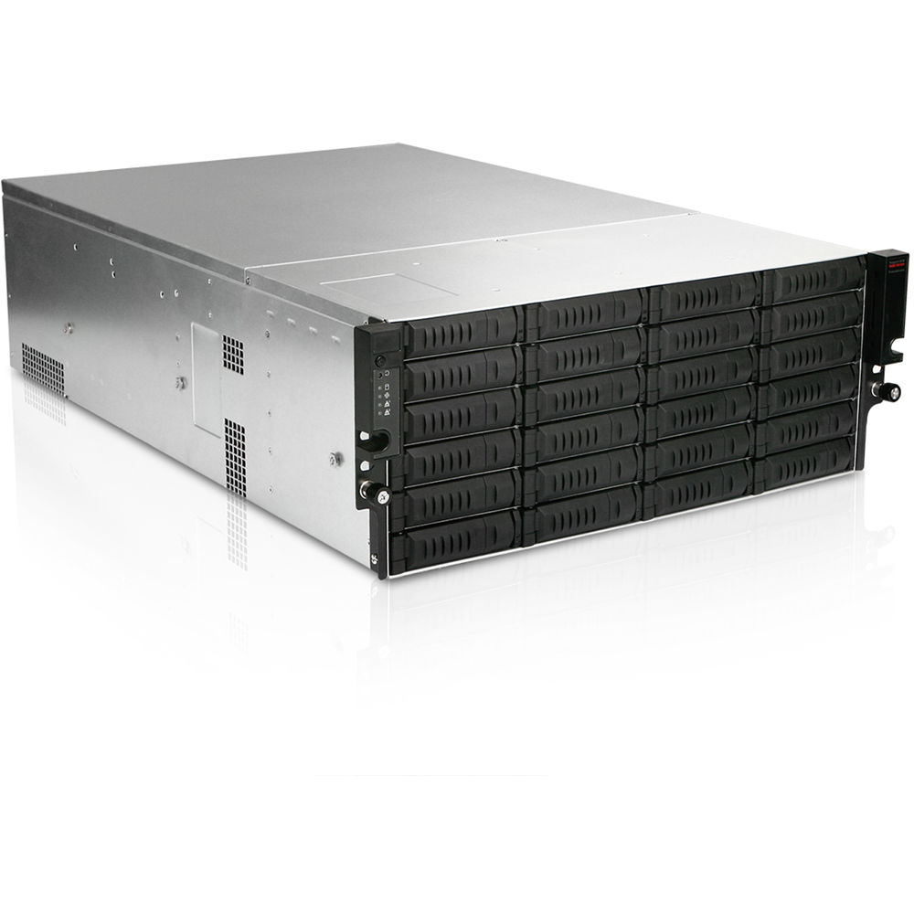 Istarusa 36 bay storage server 4u rackmount case ex4m36 for Storage bay