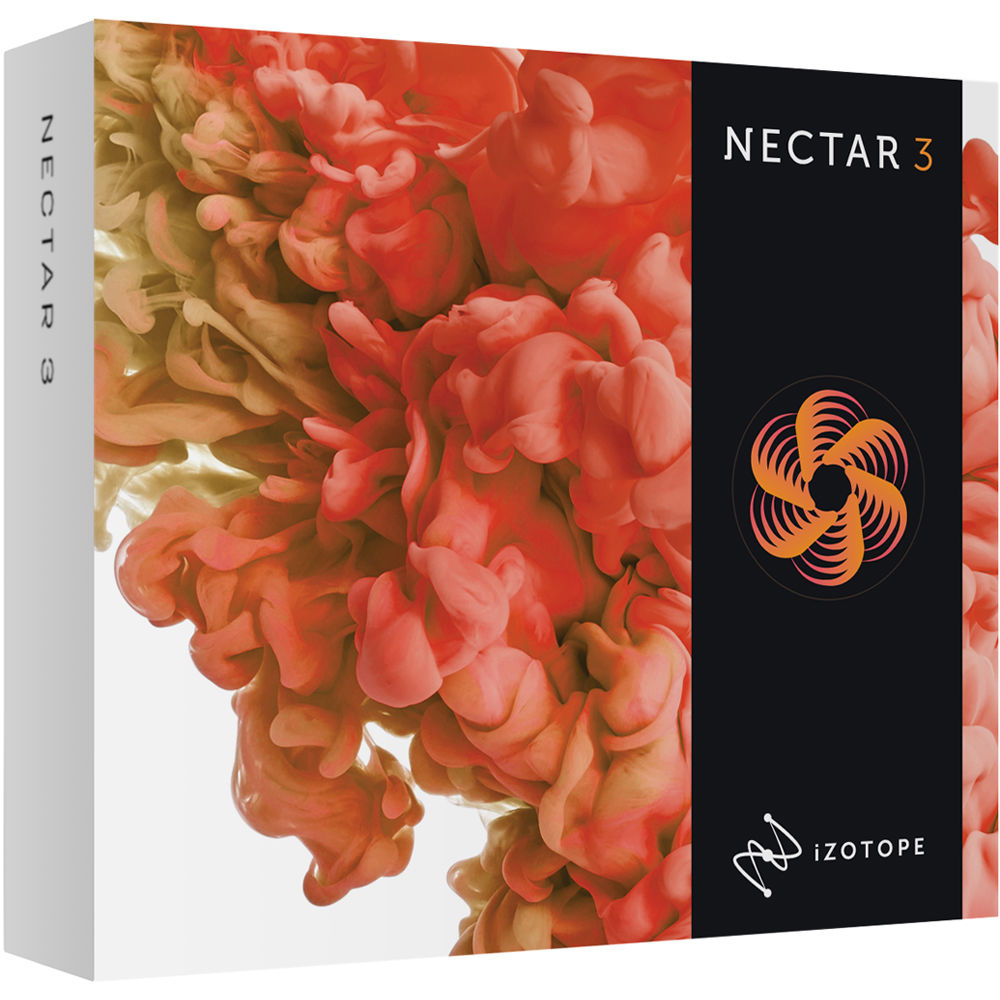 Nectar 3 - Vocal Production Channel Strip Software for (Crossgrade from Any  iZotope Elements Product, Download)