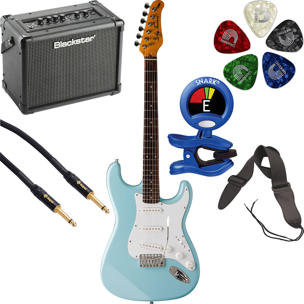 jay turser jt 300 300 series electric guitar amp starter. Black Bedroom Furniture Sets. Home Design Ideas