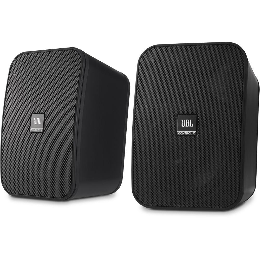 jbl wall mount speakers. jbl control x all-weather indoor/outdoor speakers (pair, black) jbl wall mount n