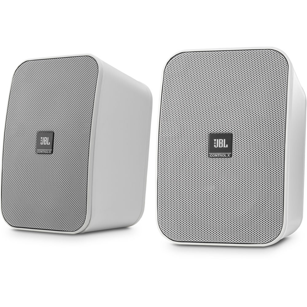 JBL Control X All Weather Indoor Outdoor Speakers CONTROLXWHT