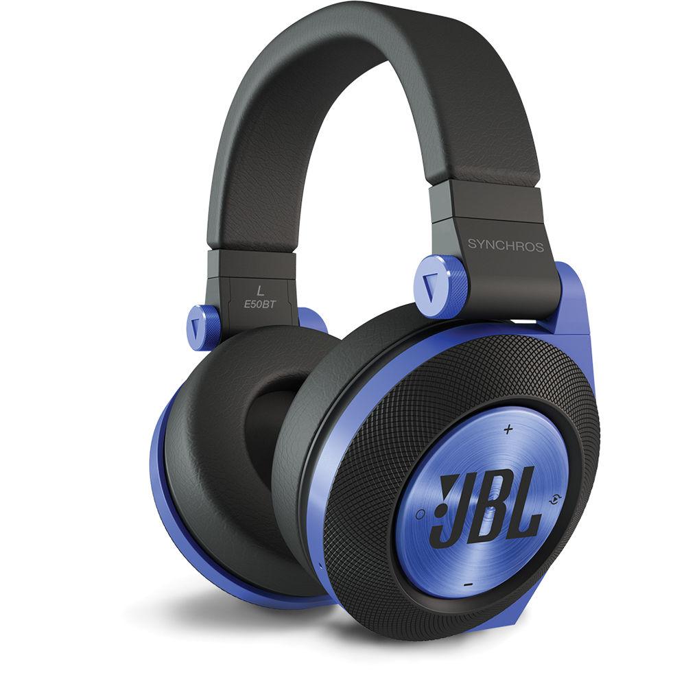 Novelty Travel Portable On-Ear Foldable Headphones Thank You Gratitude - Dog Paw Print Blue Birthday Baby Boy
