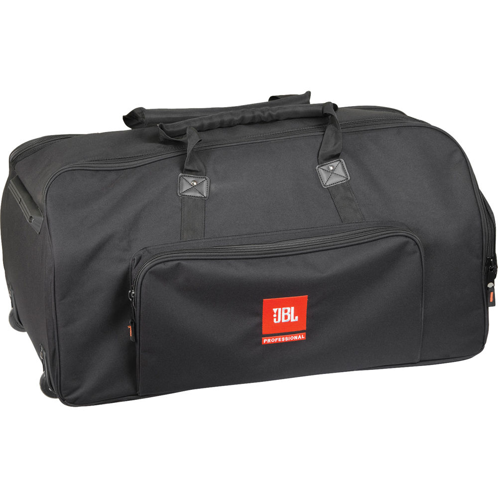 Jbl Bags Eon615 Bag W Deluxe Carry With Wheels And Tow Handle For