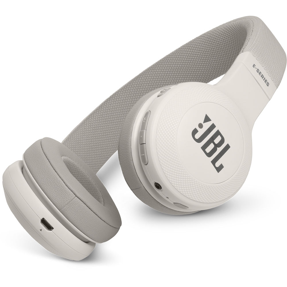7b7b43ebbe7 JBL E45BT Bluetooth On-Ear Headphones (Black) JBLE45BTBLKAM B&H