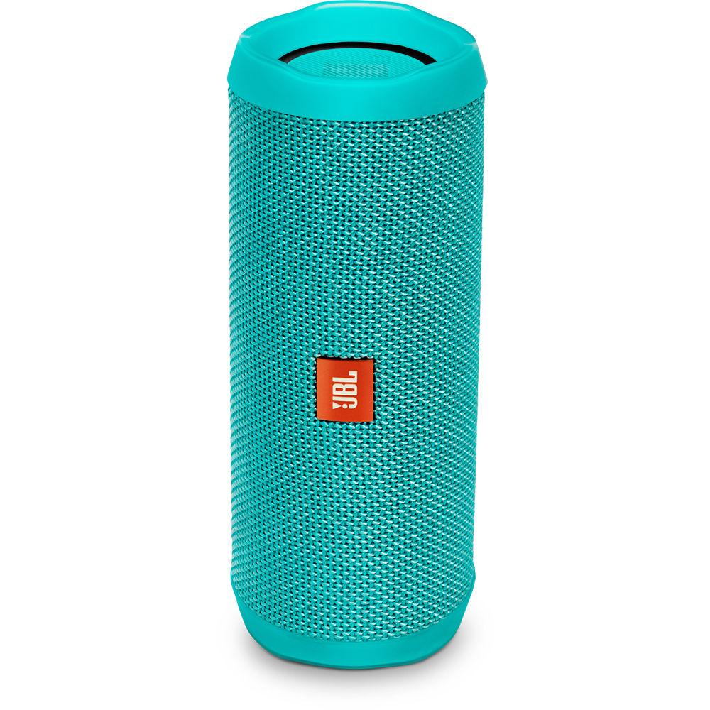 Jbl flip 4 wireless portable stereo speaker teal for Housse jbl flip 4