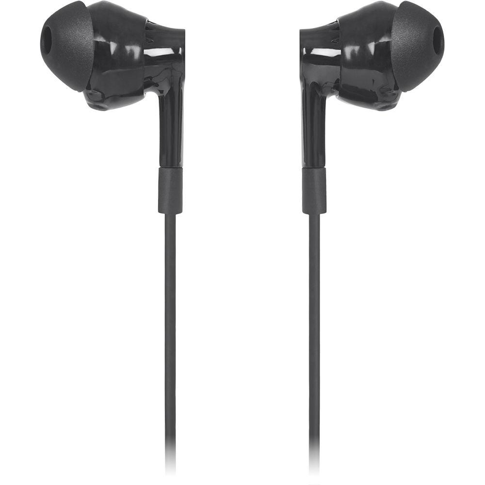 b3e1795cfd2 JBL Inspire 300 In-Ear Sport Headphones (Black) JBLINSP300BLK