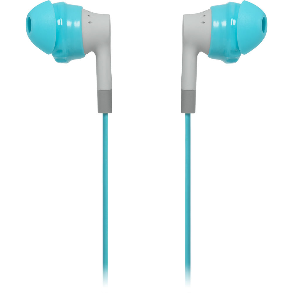 jbl inspire 300. jbl inspire 300 women in-ear sport headphones (teal) jbl r