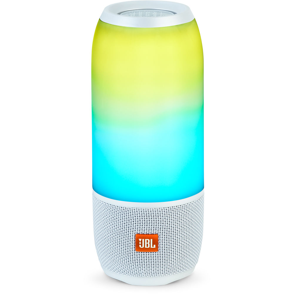 Jbl Wireless Speakers Bh Photo Video Go Portable Mini Bluetooth Speaker Pulse 3 White