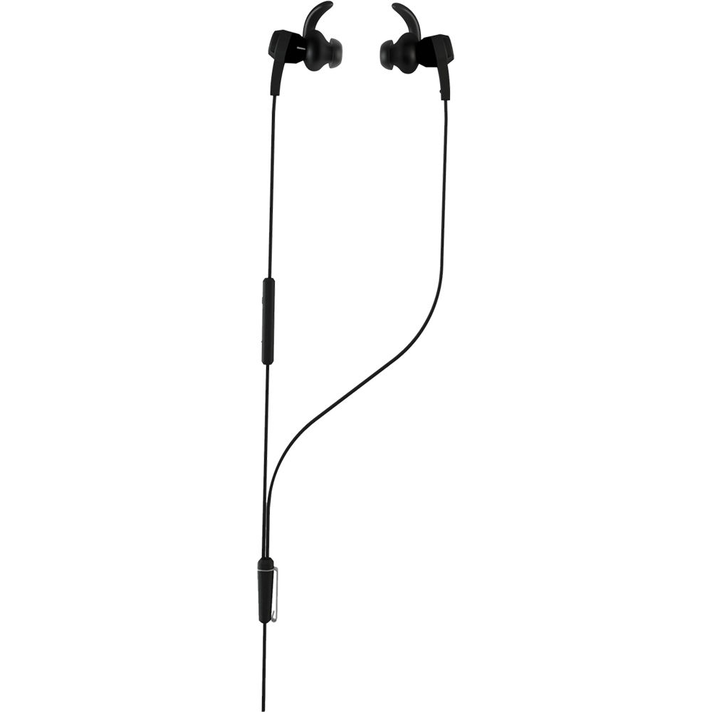 b8f18530ee6 JBL Synchros Reflect In-Ear Sport Headphones (Android Remote, Black). This  image is for illustrative purposes only