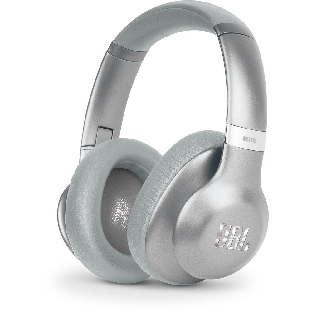 25f59e829dd JBL Everest Elite 750NC Over-Ear Wireless JBLV750NXTSILAM B&H