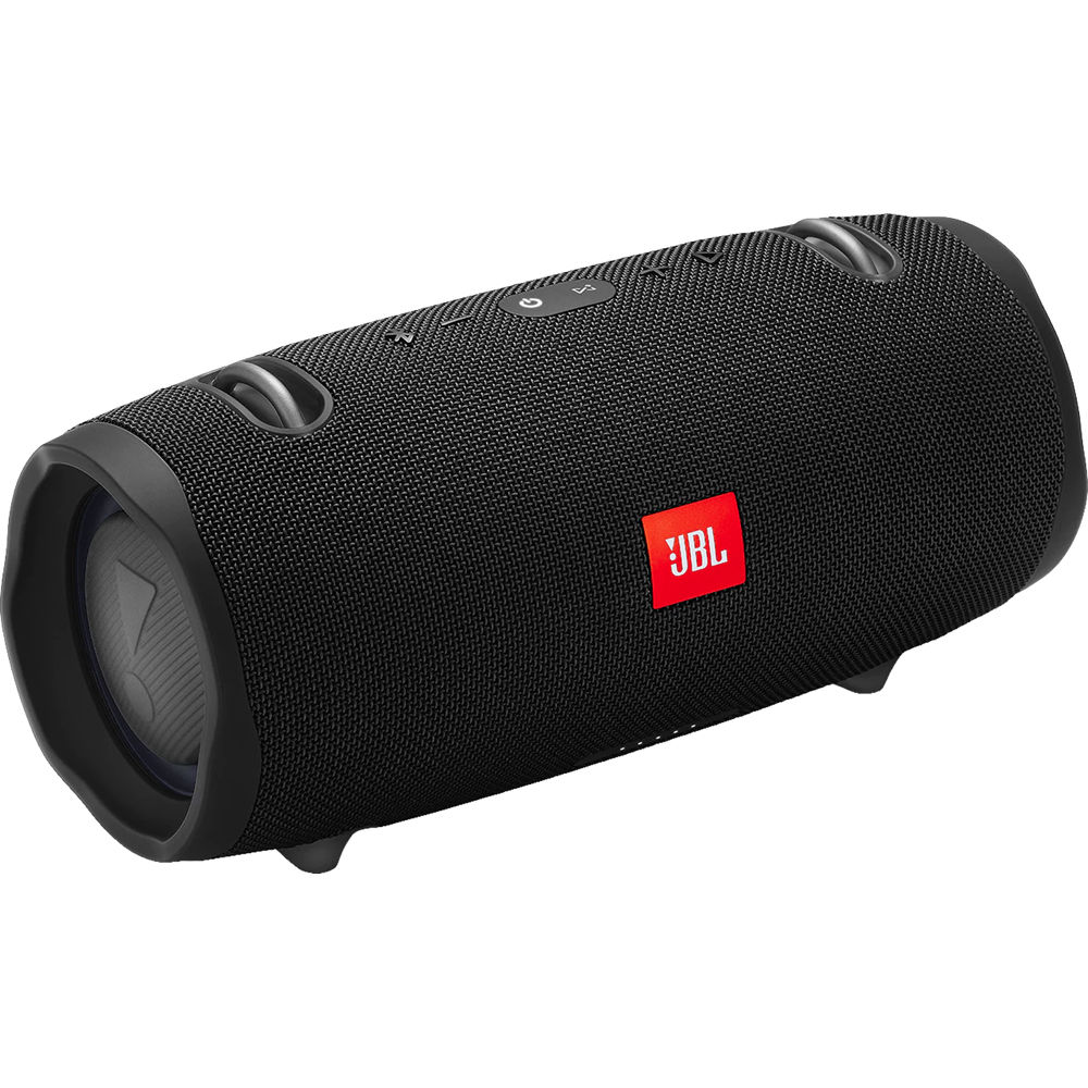 JBL Xtreme 2 Portable Bluetooth Speaker JBLXTREME2BLKAM Midnight Black