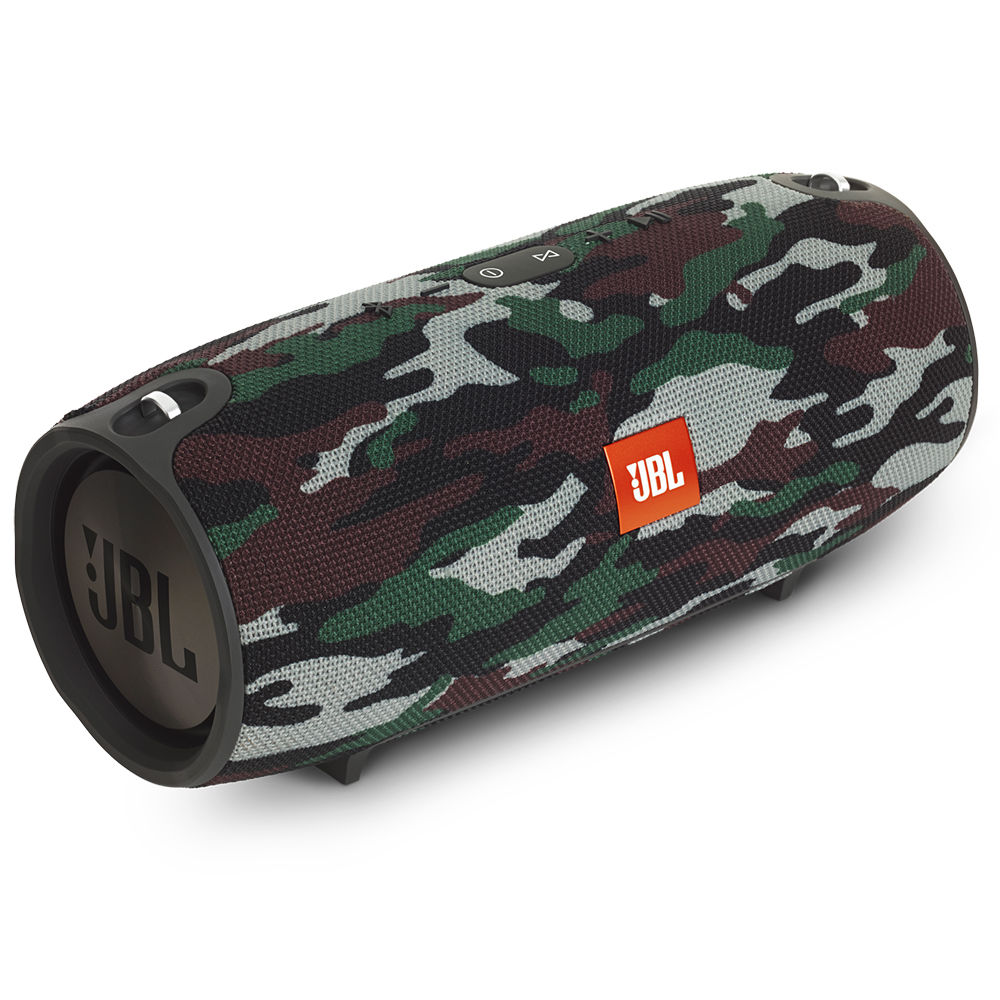 jbl xtreme portable bluetooth speaker jblxtremesquadus b h photo. Black Bedroom Furniture Sets. Home Design Ideas