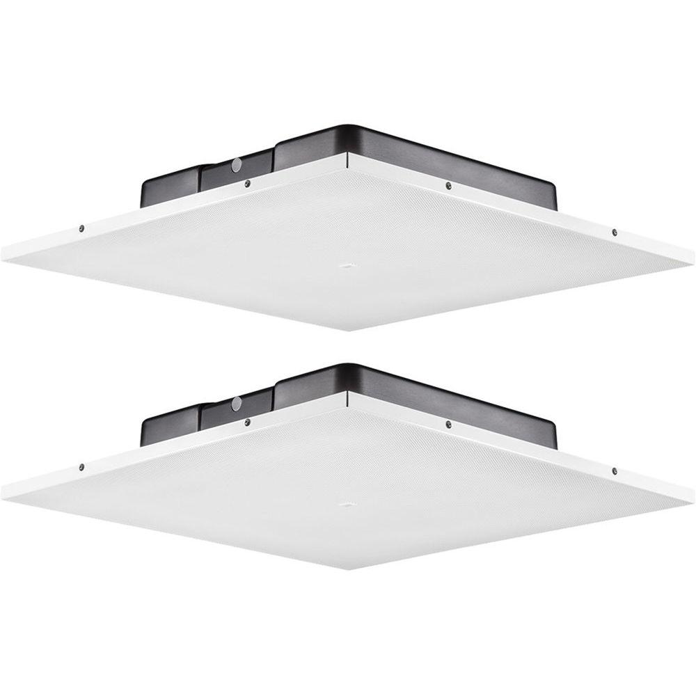 Jbl 2 X 2 Low Profile Lay In Ceiling Tile Loudspeaker Lct 81ct
