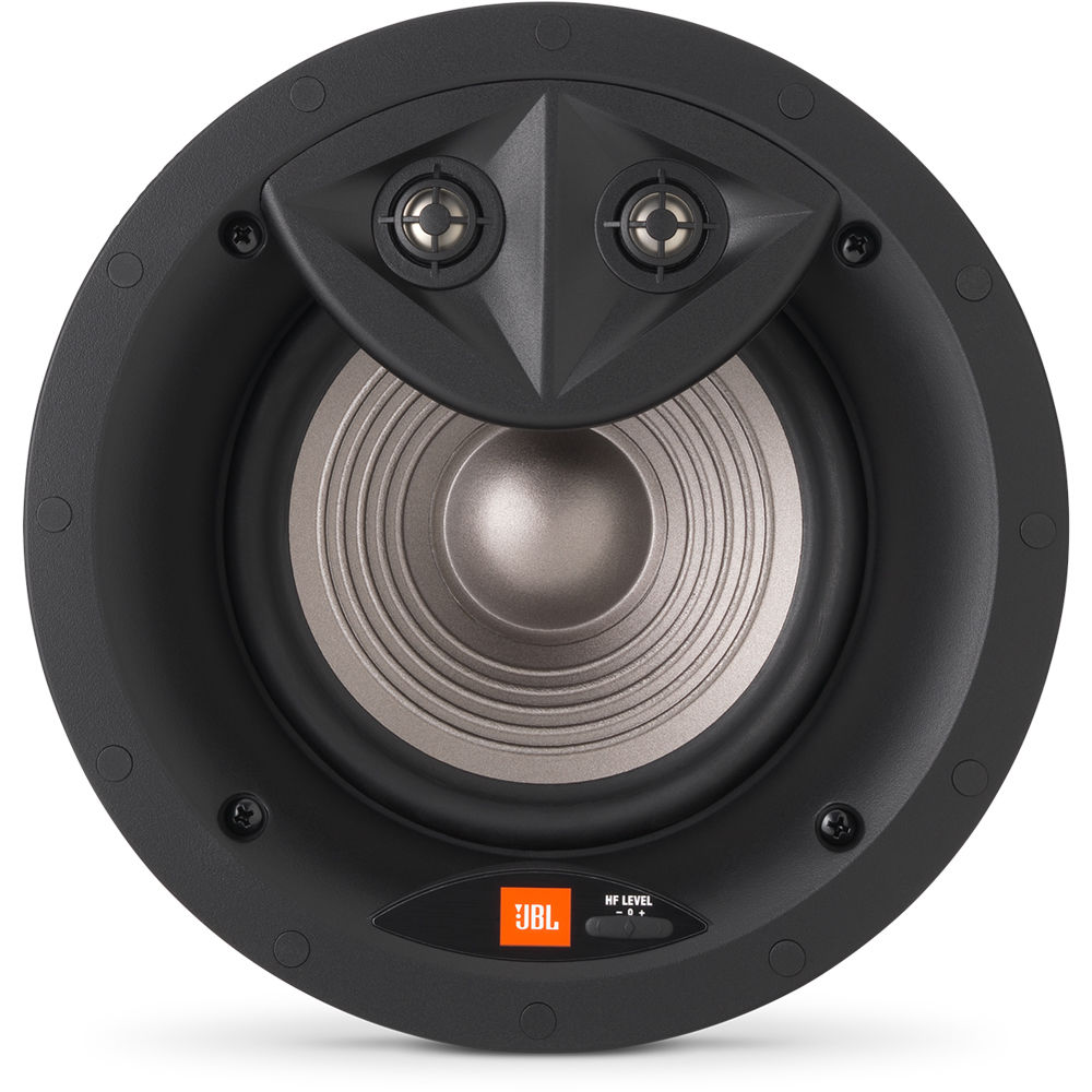 "jbl studio 2 6icdt 6.5"" two-way dual-tweeter studio26icdt"