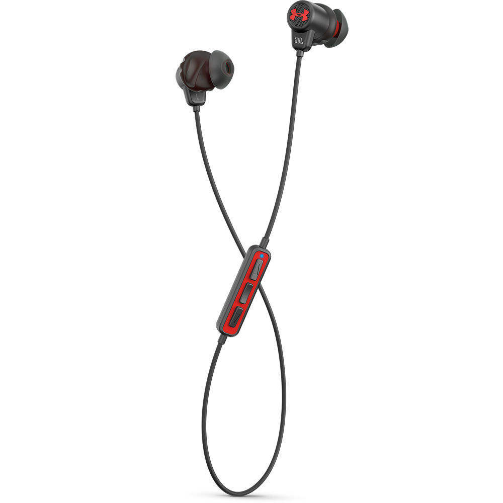 02983e1f47d JBL Under Armour Sport Wireless In-Ear Headphones UAJBLIEBTBLK