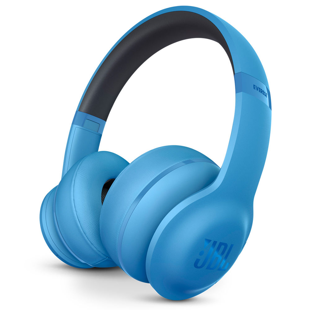 JBL Everest 300 On-Ear Wireless Headphones (Blue) V300BTCBU B&H