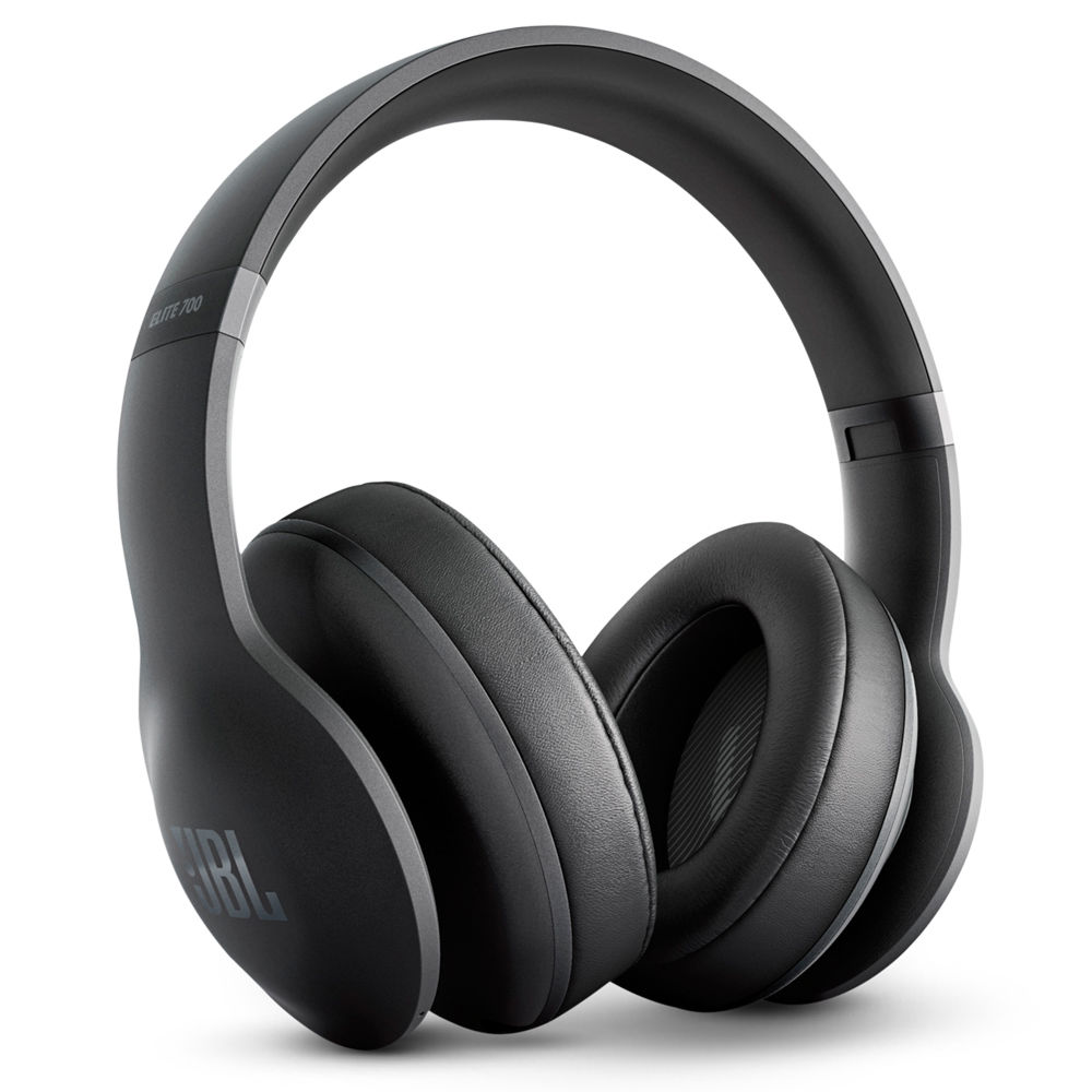 jbl everest elite 700 around ear wireless headphones v700nxtblk. Black Bedroom Furniture Sets. Home Design Ideas