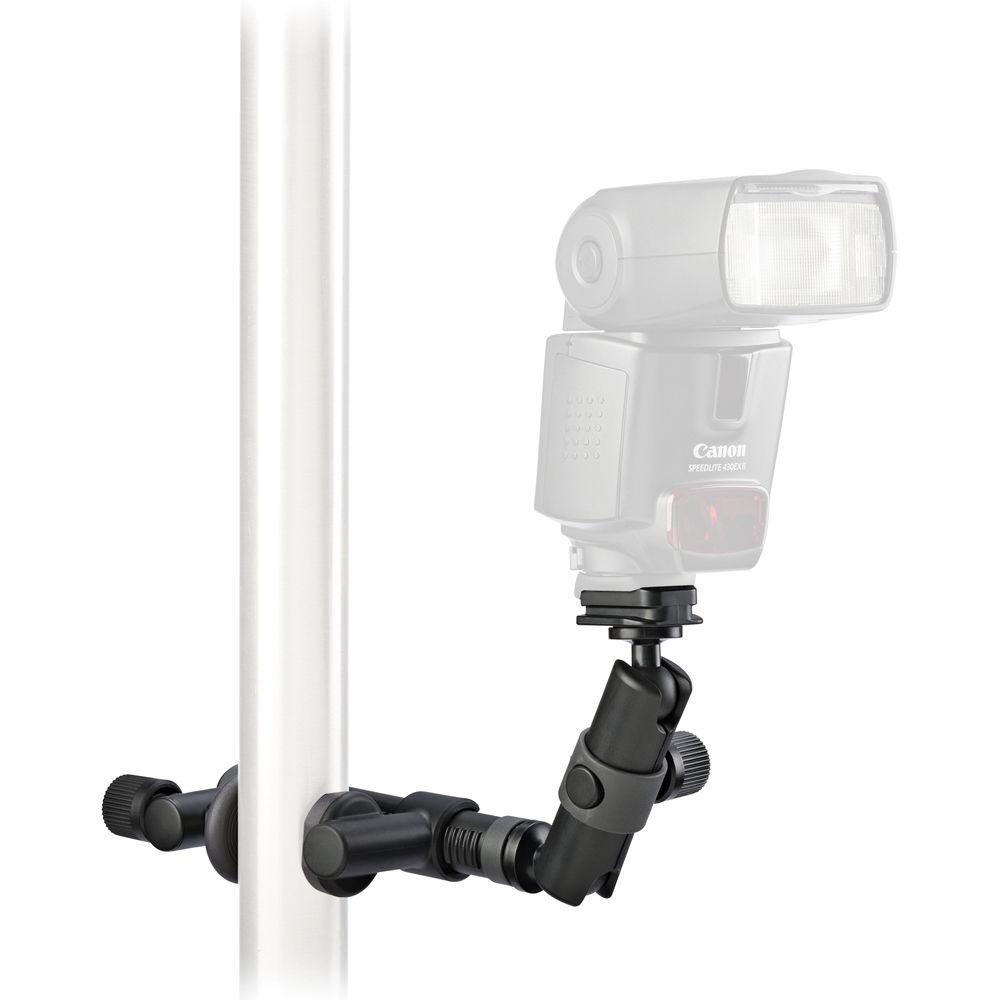 Joby Flash Cl& u0026 Locking Arm  sc 1 st  Bu0026H & Professional Video Lighting Mounts u0026 Brackets | Bu0026H Photo Video azcodes.com
