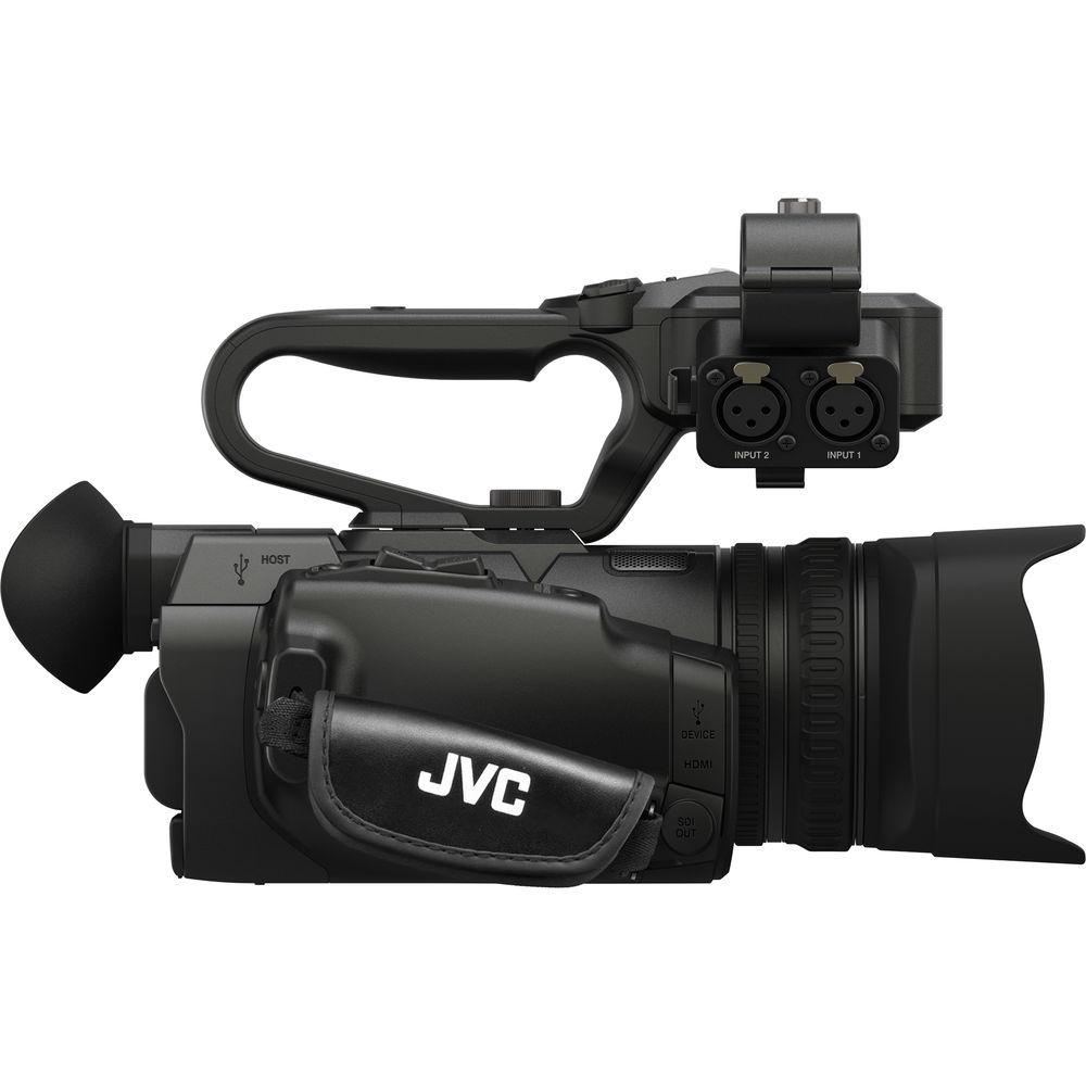 JVC GY-HM250SP UHD 4K Streamin...