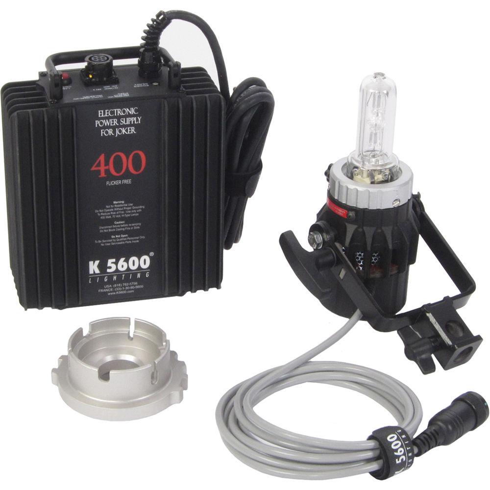 K 5600 Lighting 400w Jo Leko Kit K0400jlk Bh Photo Video 400watt Irfp448 Power Amplifier Ave Circuits