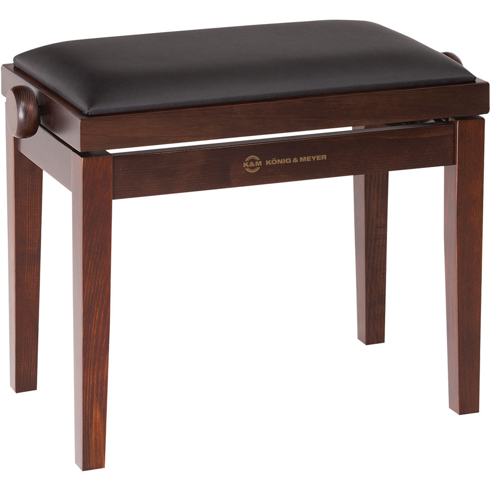K Amp M 13720 Piano Bench Wooden Frame With Rosewood 13720 000 24
