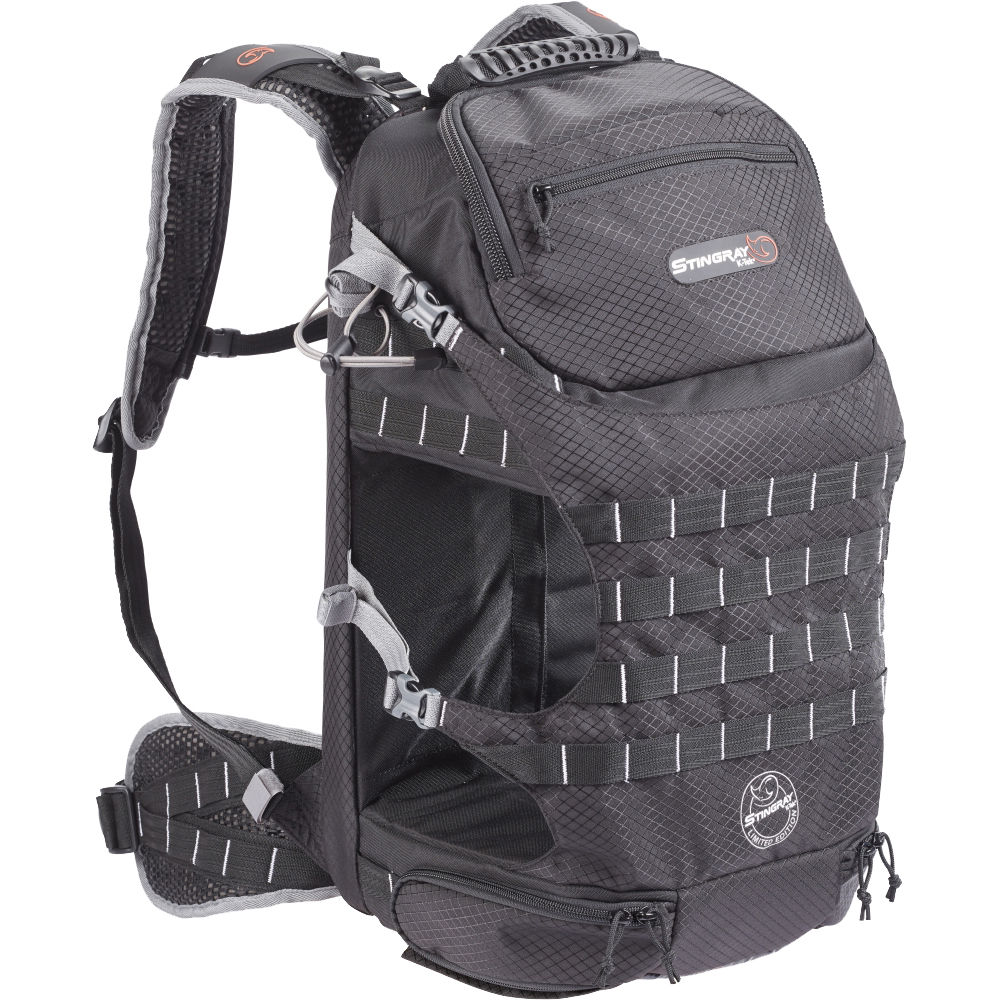 K-Tek KSBP1 Stingray Backpack with Built-In Stealth Rain Cover (Limited  Edition) 157ace123a431