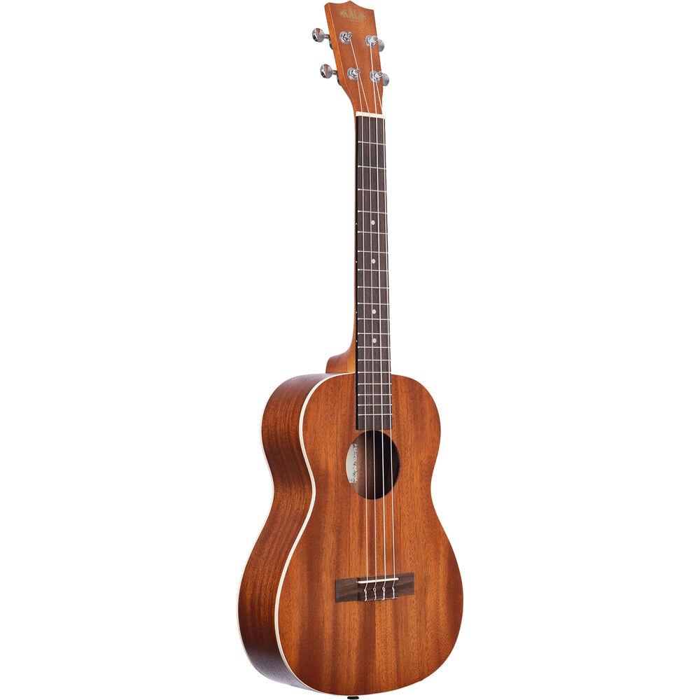 kala satin mahogany baritone ukulele ka b b h photo video. Black Bedroom Furniture Sets. Home Design Ideas