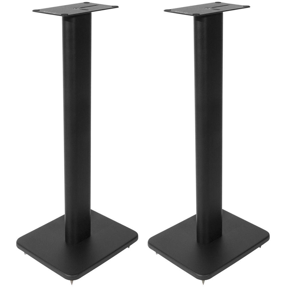 Kanto Living SP26 Bookshelf Speaker Stands Pair Black