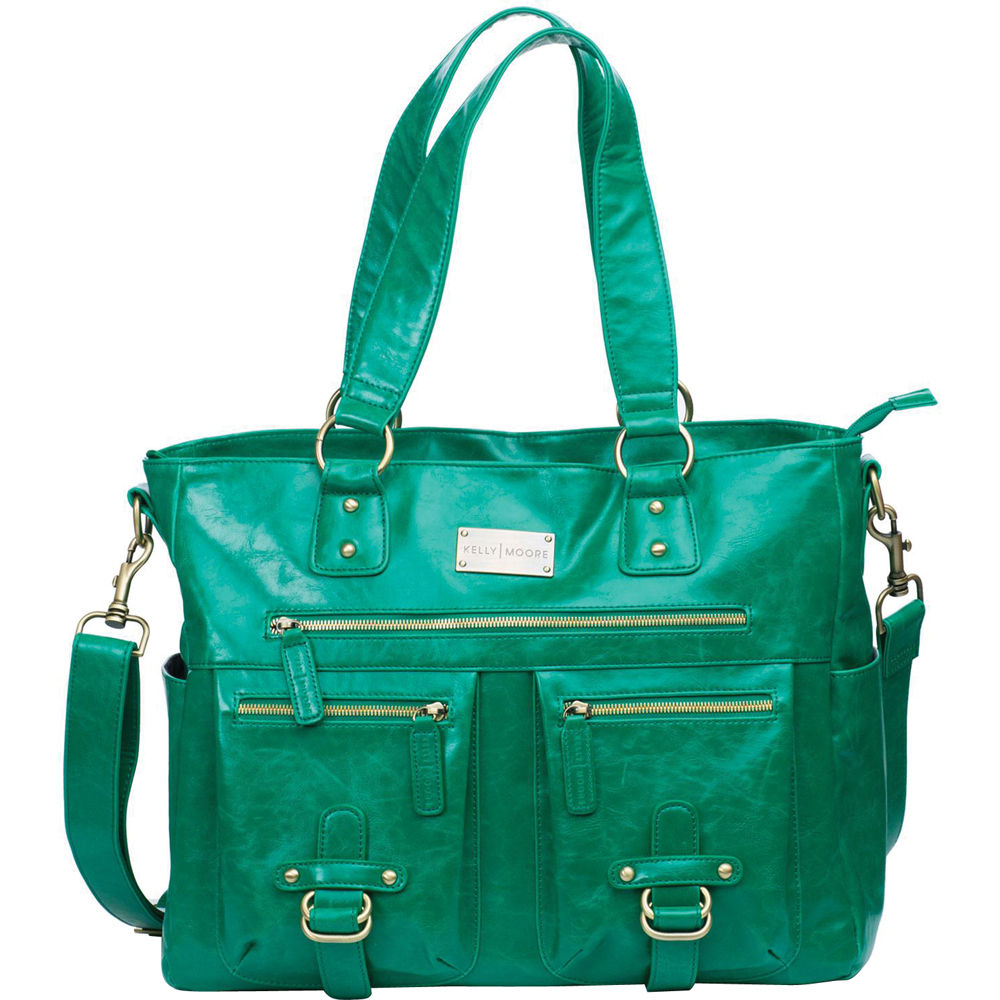 Kelly Moore Bag The Libby Shoulder Green
