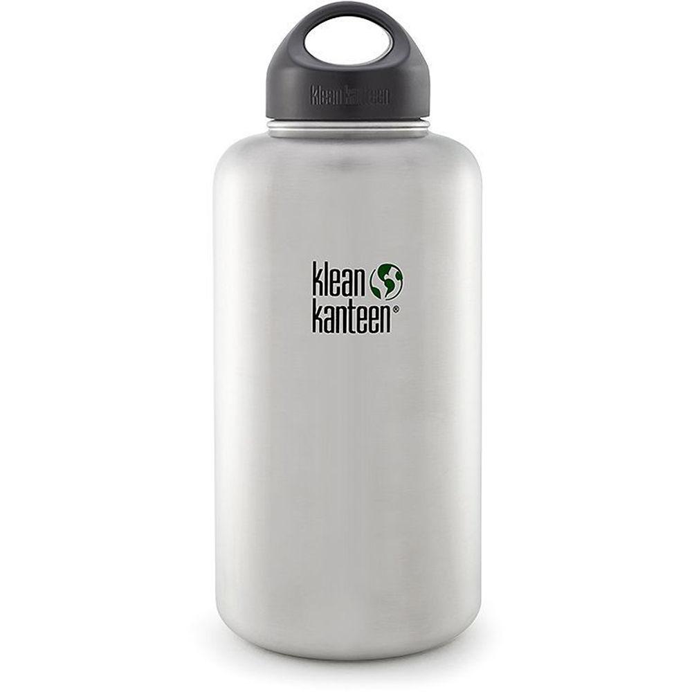 Klean Kanteen Wide Stainless Steel Water Bottle K64WSSL-BS B&H