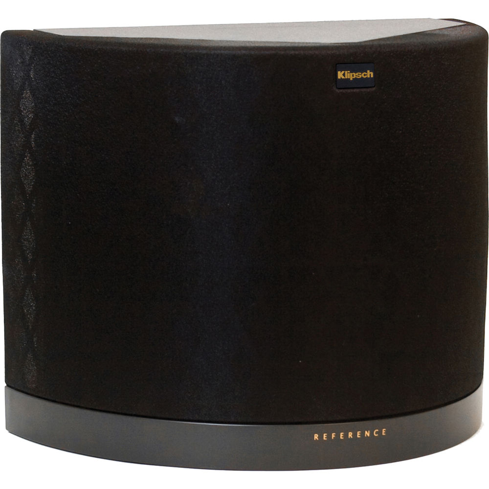 klipsch rs 42 reference ii surround speaker matte black. Black Bedroom Furniture Sets. Home Design Ideas