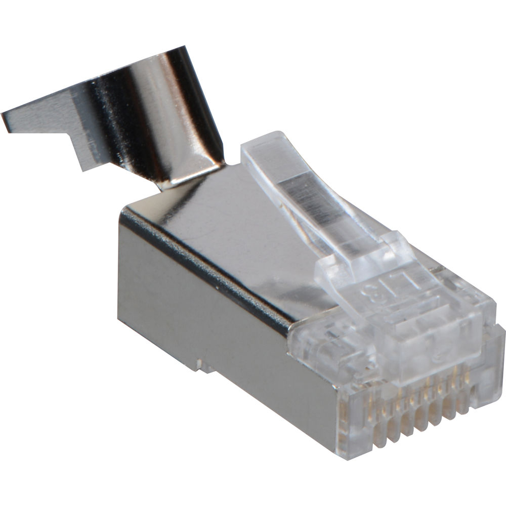 Kramer Shielded CCR-RJ45-TP6 Connector for CAT 6 CCR-RJ45-TP6-SI