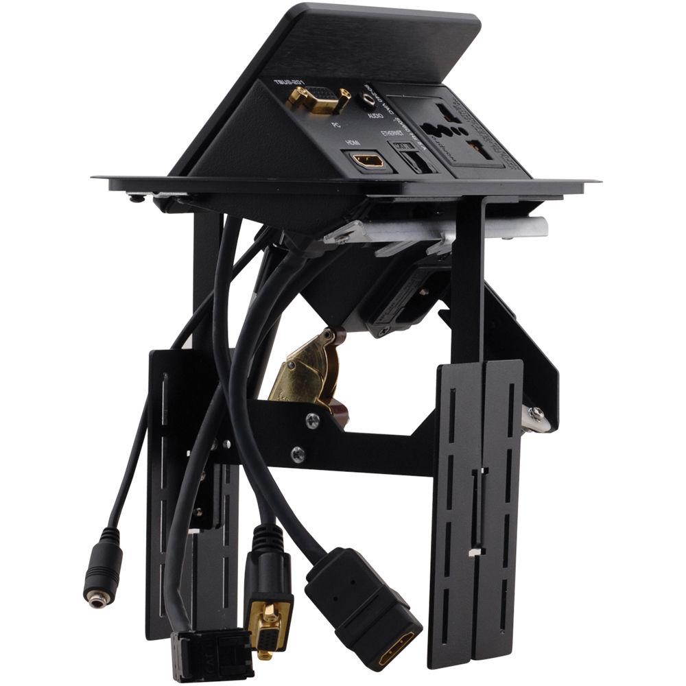 Kramer Tbus 201xl Pop Up Table Mounted Interface Tbus 201xl B