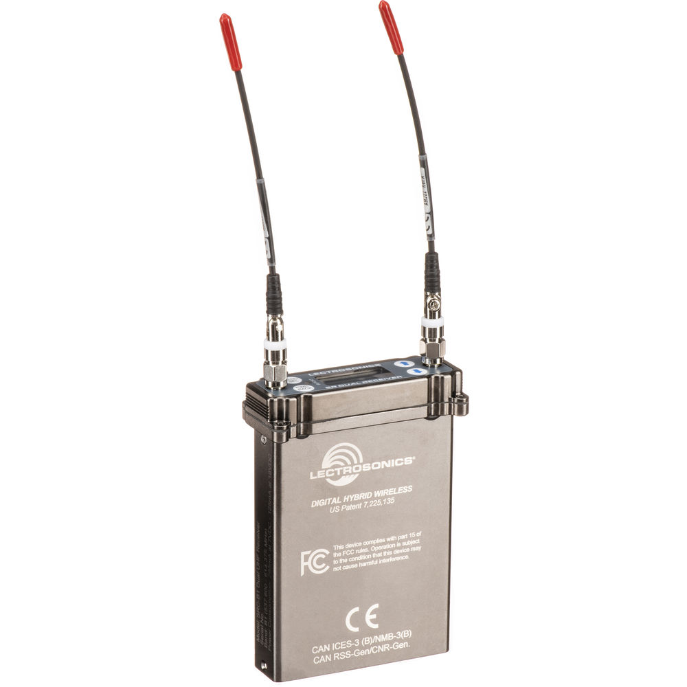 Lectrosonics Src Dual Channel Slot Mount Eng Receiver B1 Bh Cb Radio Circuit Design Large View 537600 To 614375