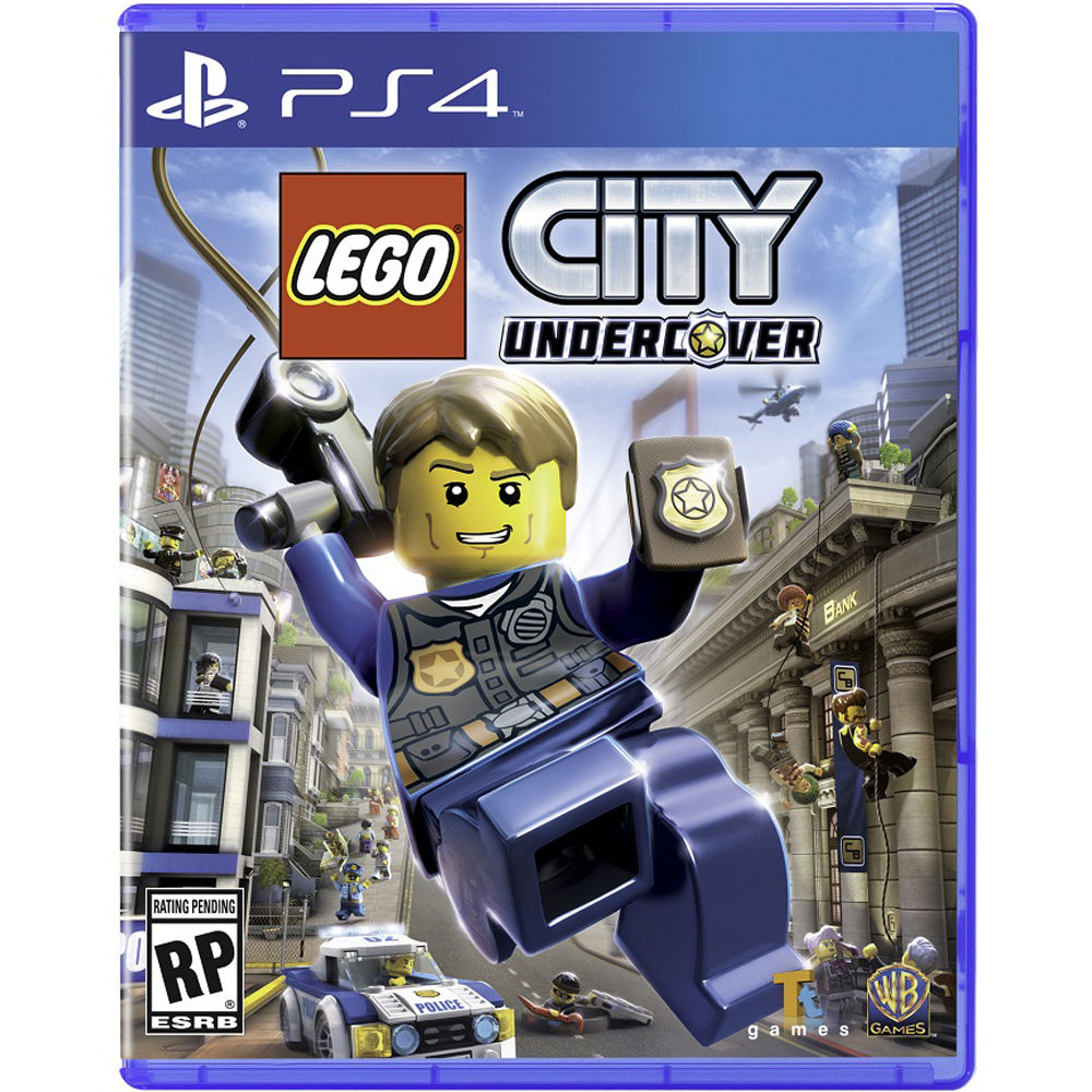 lego city undercover ps4 1000639088 b h photo video. Black Bedroom Furniture Sets. Home Design Ideas