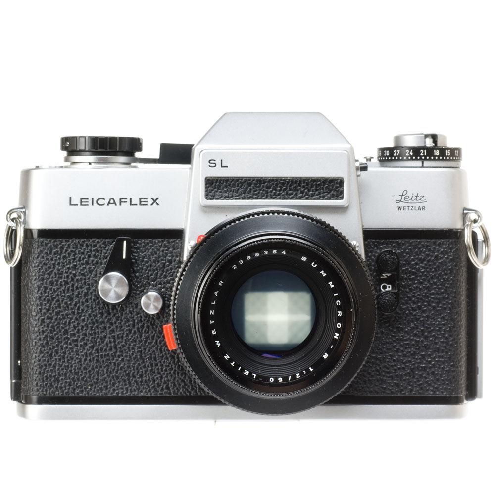 Leica sl инструкция