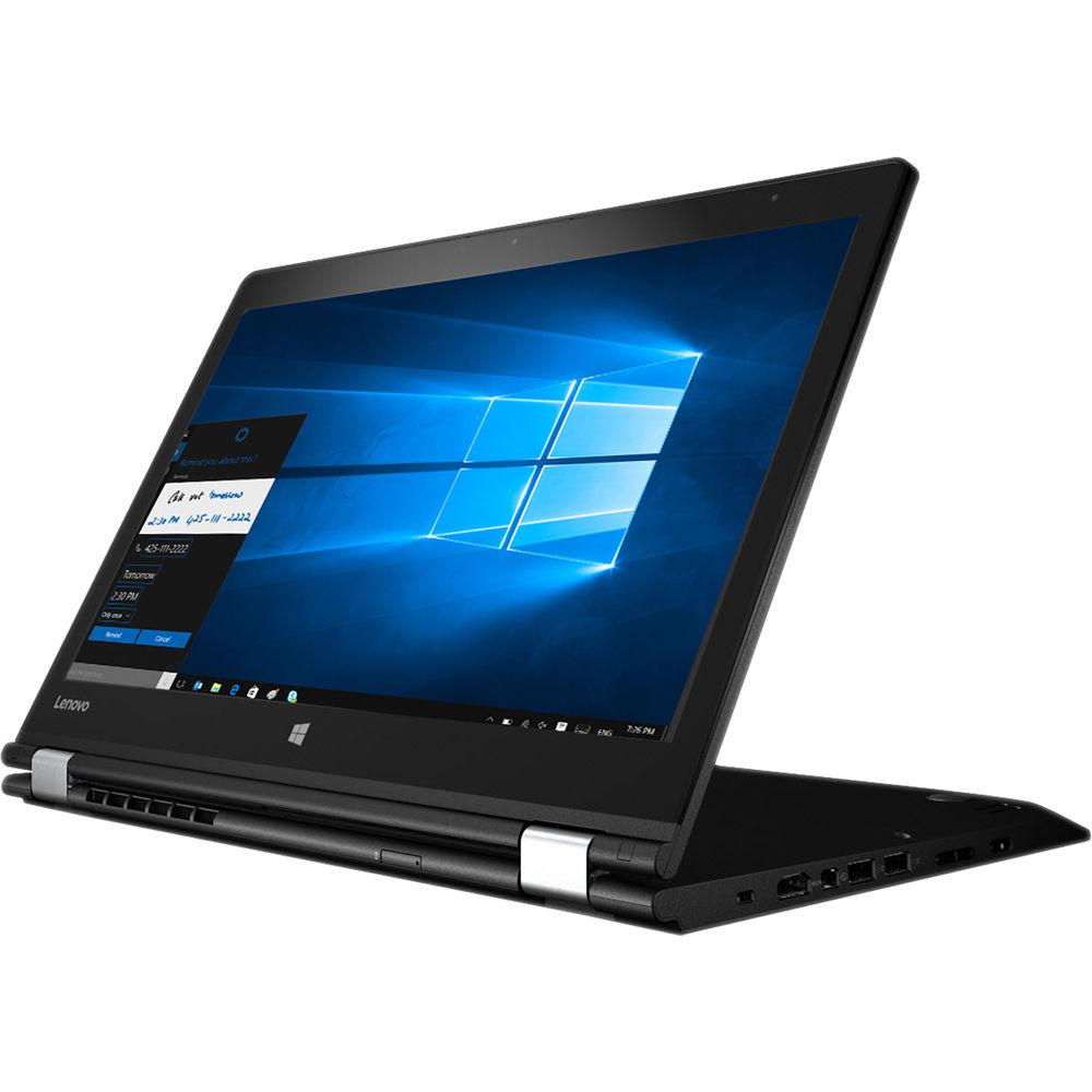 Lenovo 14 Quot Thinkpad P40 Yoga Multi Touch 2 In 1 20gq000eus