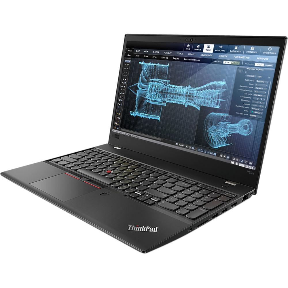 "Lenovo 15.6"" ThinkPad P52s Mob..."
