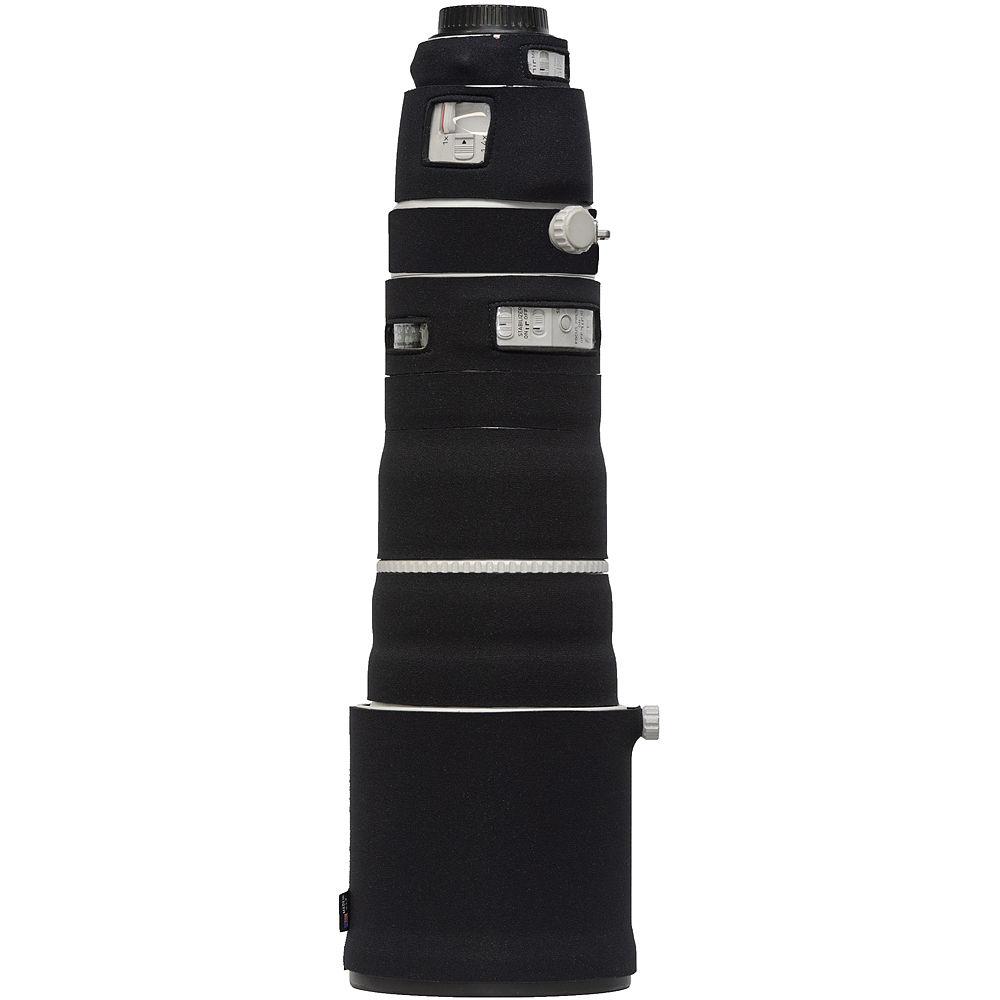 lenscoat lenscoat for the canon 200 400 is f 4 black. Black Bedroom Furniture Sets. Home Design Ideas