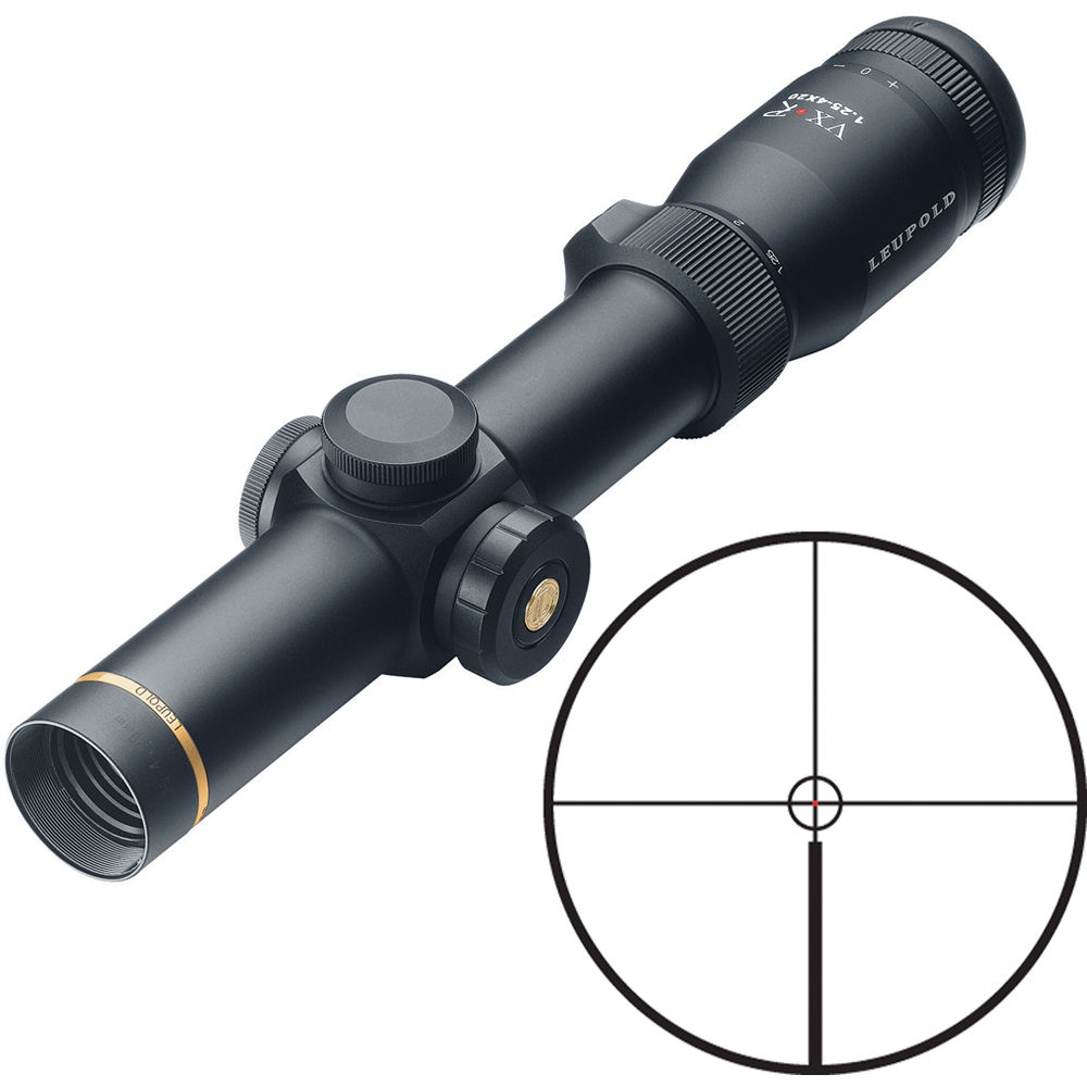 leupold vx r riflescope 111231 b h photo video. Black Bedroom Furniture Sets. Home Design Ideas