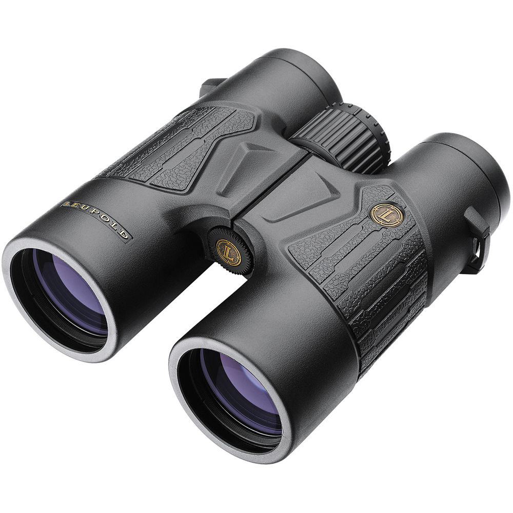 Leupold 10x42 Bx 2 Cascades Binocular Black 111741 B Amp H Photo