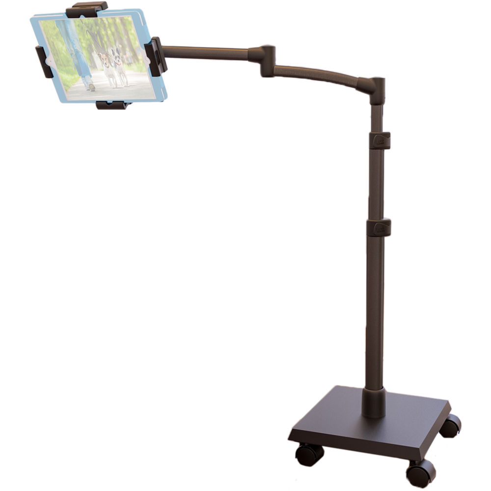 LEVO G2 Deluxe Floor Stand (Gunmetal). Tablet or iPad not included